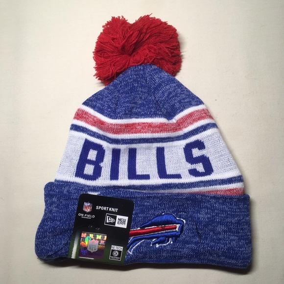 b22a5d54a47 Buffalo Bills beanie hat